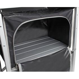 Brunner Snack Square Kitchen Cabinet black